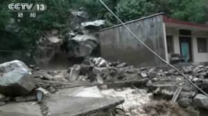 Flash flooding blamed for 8 deaths in China