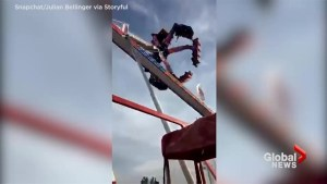Shocking amateur video shows moment of deadly accident at Ohio State Fair