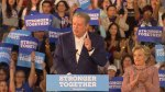 Al Gore joins Hillary Clinton at rally; tells supporters their vote counts