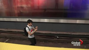 Pokemon Go: TTC investigating after prankster walks along subway tracks in parody video