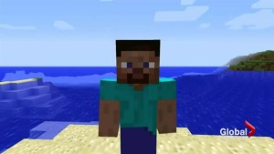 Microsoft's $2.5-billion Minecraft bid