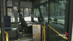Pilot bus driver protection project