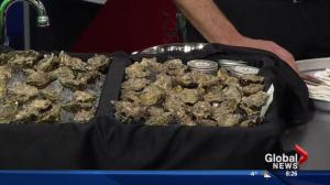 Effing Seafoods in the Global Kitchen: Shucking an oyster (Part 1/3)