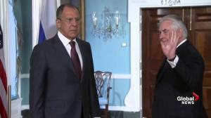 Russia's Lavrov offers odd comments on Comey firing: Was he fired?