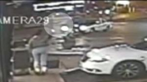 Police release surveillance video of officer-involved shooting in Missouri