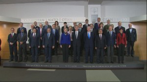 NATO ministers approve new force against Russia in eastern Europe