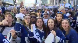 Leafs take 2-1 series lead vs. Caps after thrilling overtime win