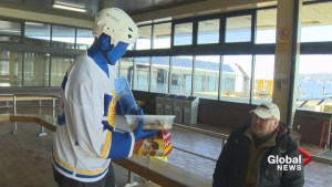 Masked men spreading cheer in Halifax with random acts of kindness