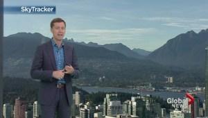 BC Evening Weather Forecast: Aug 13