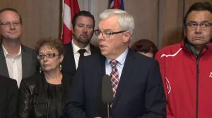 Greg Selinger defends decision to hike sales tax