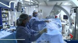 Alberta transplant record