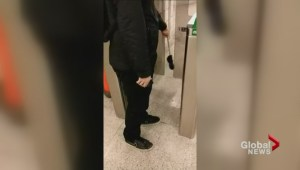 Rider uses umbrella to trip TTC PRESTO-enabled gate sensors