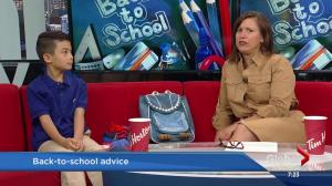 Junior reporter: Back-to-School advice from Matthew Vanderwerff