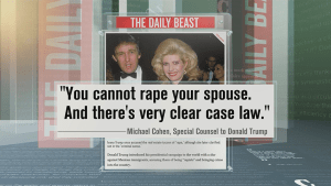 Daily Beast writer discusses threats he received from Trump's lawyer over article about alleged rape