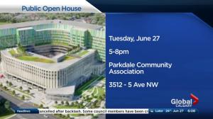 Calgary Cancer Centre open house on Tuesday