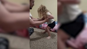 Oregon girl struggles to walk after tick bite