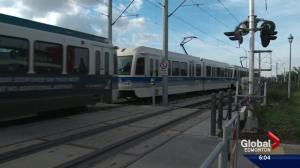 Metro LRT Line speed update