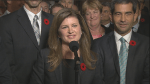 Rona Ambrose named interim leader of Conservative Party