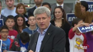 Harper: TPP agreement will bring another 1.3 million net new jobs