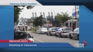 John Daly on Vancouver shooting