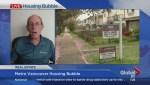 Metro Vancouver housing bubble?