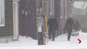 Maritimes hit hard by blizzard