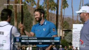 Adam Hadwin shoots 13-under 59 for ninth sub-60 round in PGA Tour history