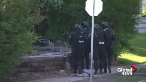 Lethbridge police standoff lasts over five hours at southside residence