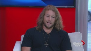 Canadian country singer Cory Marquardt on his new single