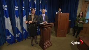 Quebec runaway report