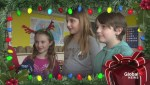 Kids tackle the 'toughest' Christmas questions