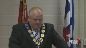 Integrity commissioner investigating Mayor Ford over 'racial slurs'
