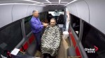 Edmonton man becomes city's first mobile barber