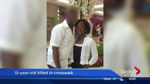 Teenage girl killed in pedestrian collision involving Edmonton transit bus