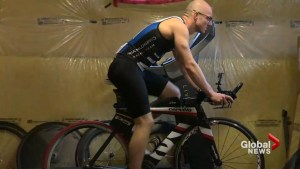 Milton triathlete breaks records during international competition in Florida