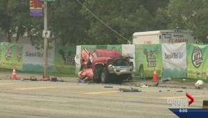 High speed crash claims life of Saskatoon teen