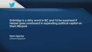 Northern Gateway decision: Social media reaction