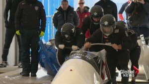 Kaillie Humphries challenging new obstacle for mixed bobsleigh team