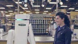 Lowe's newest customer service rep is a robot