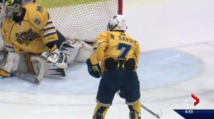 13-year-old Bantam player already on scouts' radar