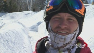 B.C. snowboarders head to the Maritimes for the snow
