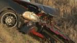 Suspects in alleged street racing incident flee the scene
