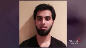 Pamir Hakimzadah appears in Toronto court on terrorism-related charges