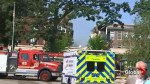 Minneapolis school explosion witness says blast caused roof to 'collapse'