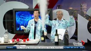 Cool Science: Genie in a bottle trick using hydrogen peroxide