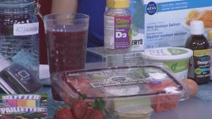 Dr. Joyce Johnson shares tips for keeping your kids healthy