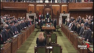 Moment of silence in House of Commons for fallen soldier