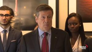 City of Toronto partners with Starbucks to address youth unemployment