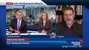 """Difficult to get them before they take action': Terrorism expert on U.K. Parliament attack in London"
