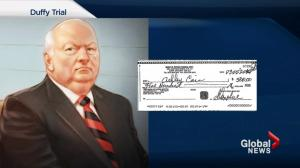 Mike Duffy trial: Makeup artist, trainer offer insight into Duffy expense claims